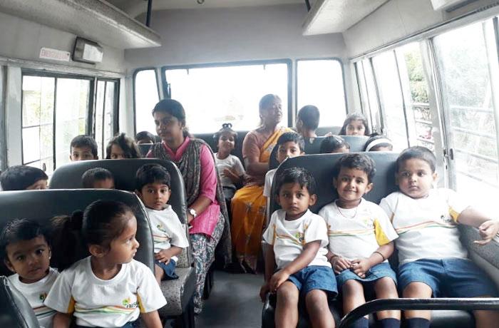 NISE School Bus - Facilities