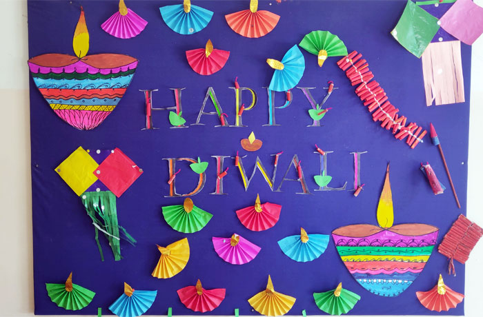 Student Crafts - Diwali Special