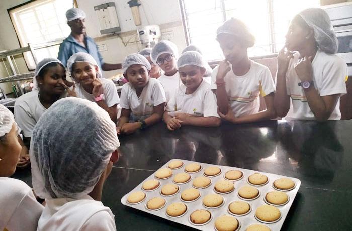 Food Catering - international schools in tamilnadu