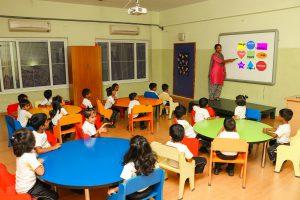Classroom - icse schools in coimbatore